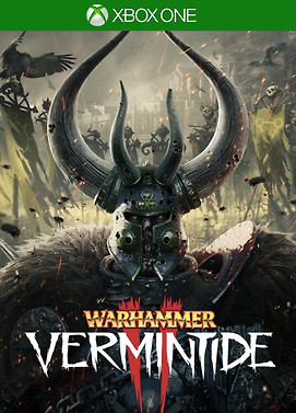 Warhammer Vermintide 2 X-Box One Cover