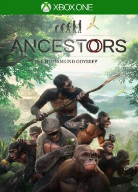 Ancestors The Humankind Odyssey X-Box one cover